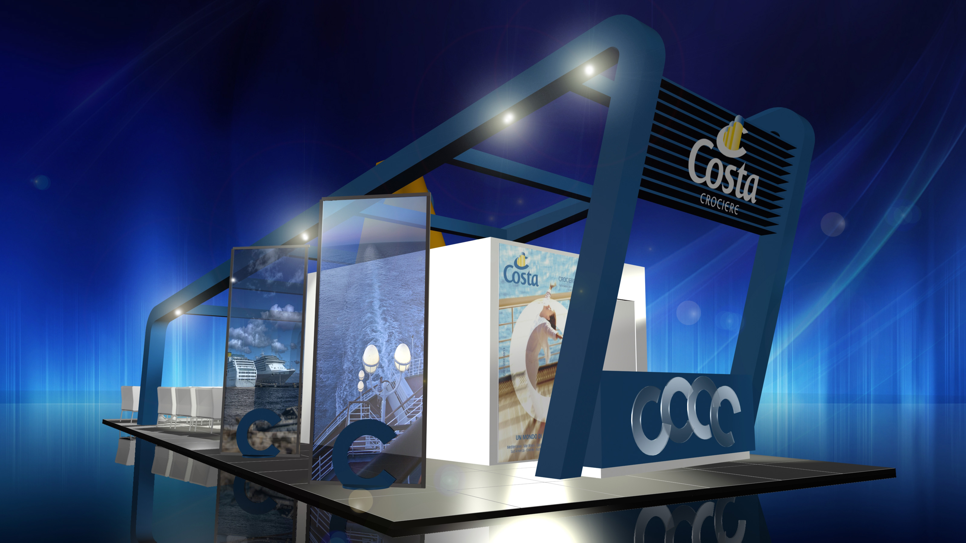 Booth Design Fairs